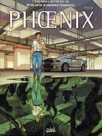Phoenix T2 : Suzan (0), bd chez Soleil de Gaudin, Peynet, Rieu