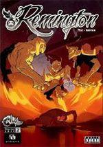 Remington T2 : Ush (2/4) (0), comics chez Ankama de Tot, Adrian