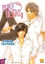 Pure Heart T1, manga chez Taïfu comics de Fujiyama