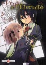 Le fruit de l'éternité T5, manga chez Bamboo de Asami, Akira