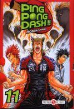 Ping Pong Dash !! T11, manga chez Bamboo de Honda