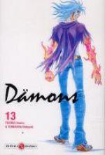 Dämons T13, manga chez Bamboo de Yonehara, Tezuka