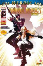 Marvel Heroes Extra T6 : Hawkeye & Mockingbird - Fantômes (0), comics chez Panini Comics de McCann, Lopez, Fairbairn, Renaud