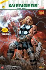 Ultimate Avengers Hors Série T1 : Thor (0), comics chez Panini Comics de Hickman, Pacheco, Delgado