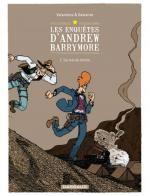 Les enquêtes d'Andrew Barrymore T2 : Secrets de famille (0), bd chez Dargaud de Delestret, Valambois