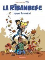 La Ribambelle T1 : La Ribambelle reprend du service ! (0), bd chez Dargaud de Zidrou, Krings
