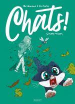 Chats T3 : Chat ri va ri (0), bd chez Hugo BD de Brrémaud, Antista, Giumento