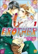 Brother T1, manga chez Taïfu comics de Ougi