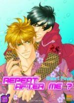 Repeat after me ?, manga chez Taïfu comics de Fuwa