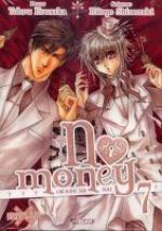 No money T7, manga chez Asuka de Kousaka, Shinozaki
