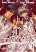 No money T7, manga chez Asuka de Kousaka, Shinozaki