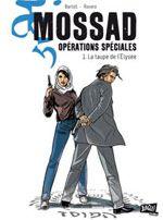 Mossad opérations spéciales T1 : La Taupe de l'Elysée (0), bd chez Casterman de Bartoll, Rovero, Robin