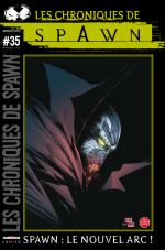 Les chroniques de Spawn T35 : Nouveaux auteurs (0), comics chez Delcourt de McFarlane, Kirkman, Carlton, Blengino, Kudranski, Erbetta, Ottley, Adlard, FCO Plascencia, Rizzu, Capullo