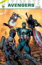 Ultimate Avengers T1 : The next generation (0), comics chez Panini Comics de Millar, Pacheco, Ponsor