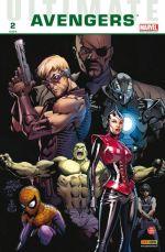 Ultimate Avengers T2 : The next generation (0), comics chez Panini Comics de Millar, Pacheco, Ponsor