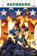 Ultimate Avengers T3 : The next generation (0), comics chez Panini Comics de Millar, Pacheco, Ponsor
