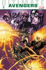 Ultimate Avengers T5 : Crime and punishment (0), comics chez Panini Comics de Millar, Yu, Alanguilan, Martin