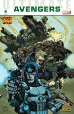 Ultimate Avengers T6 : Crime and punishment (0), comics chez Panini Comics de Millar, Yu, Alanguilan, McCaig, Martin