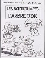 Les Schtroumpfs T29 : Les schtroumpfs et l'arbre d'or (0), bd chez Le Lombard de Jost, Culliford, Garray, Culliford