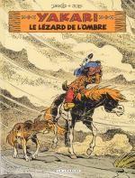 Yakari T36 : Le lézard de l'ombre (0), bd chez Le Lombard de Derib, Dominique