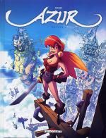 Azur T1 : Providence (0), bd chez Delcourt de Ogaki