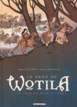 La Saga de Wotila T1 : Le jour du prince cornu (0), bd chez Delcourt de Chicault, Pauvert