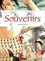 Souvenirs, bd chez Paquet de March