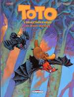 Toto l'ornithorynque T6 : Au pays du ciel (0), bd chez Delcourt de Omond, Yoann