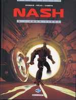 Nash T9 : Zona libra (0), bd chez Delcourt de Pécau, Damour, Fabrys