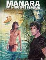 Giuseppe Bergman T1 : Le maître de Venise (0), bd chez Les Humanoïdes Associés de Manara