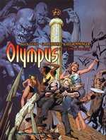 Olympus T2 : Le temple des dieux (0), bd chez Les Humanoïdes Associés de Johns, Grimminger, Guice, Brown