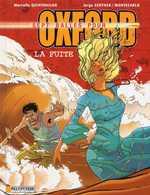 Sept balles pour Oxford T3 : La fuite (0), bd chez Le Lombard de Quintanilha, Zentner, Usagi