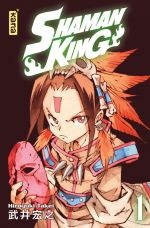 Shaman King – Star edition, T1, manga chez Kana de Takei