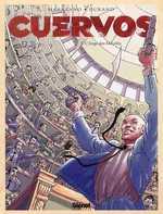 Cuervos T3 : L'ange des maudits (0), bd chez Glénat de Marazano, Durand