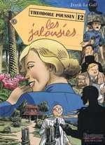 Théodore Poussin T12 : Les jalousies (0), bd chez Dupuis de Le Gall, Thomas