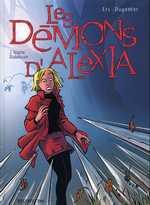 Les démons d'Alexia T2 : Stigma diabolicum (0), bd chez Dupuis de Dugomier, Ers, Smulkowski