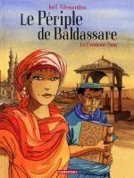 Le Périple de Baldassare T1 : Le centième nom (0), bd chez Casterman de Alessandra, Maalouf