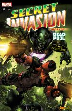 Secret Invasion – Hors série, T3 : Deadpool (0), comics chez Panini Comics de Way, Medina, Gracia, Crain