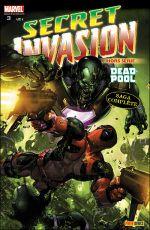 Secret Invasion T3 : Deadpool (0), comics chez Panini Comics de Way, Medina, Gracia, Crain