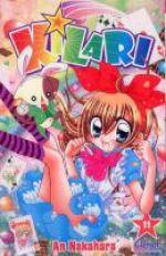 Kilari  T11, manga chez Glénat de Nakahara
