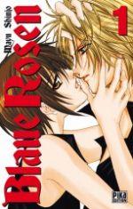 Blaue rosen T1, manga chez Pika de Shinjo