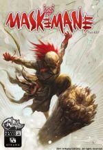 Maskemane T2, comics chez Ankama de Tot, Xzf, Studio 9, Briclot