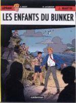 Lefranc T22 : Les enfants du bunker (0), bd chez Casterman de Jacquemart, Maury