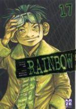 Rainbow - 2nd édition T17, manga chez Kazé manga de Abe, Kakizaki