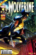 Wolverine – Revue V 2, T1 : Wolverine en Enfer (1/3) (0), comics chez Panini Comics de Aaron, Guedes, Wilson, McNiven