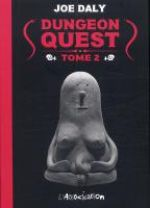 Dungeon quest T2, comics chez L'Association de Daly