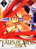 Tales of the abyss T1, manga chez Ki-oon de Rei