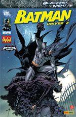 Batman Universe T6 : La vie après la mort (0), comics chez Panini Comics de Morrison, Daniel, Stewart, Hannin, Aviña, Sinclair