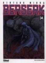 Berserk T34, manga chez Glénat de Miura