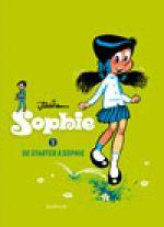 Sophie T1 : De Starter à Sophie (1), bd chez Dupuis de Delporte, Jidéhem